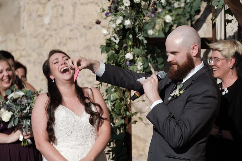 Kati & Matt's wedding - Prairie Street Brewhouse