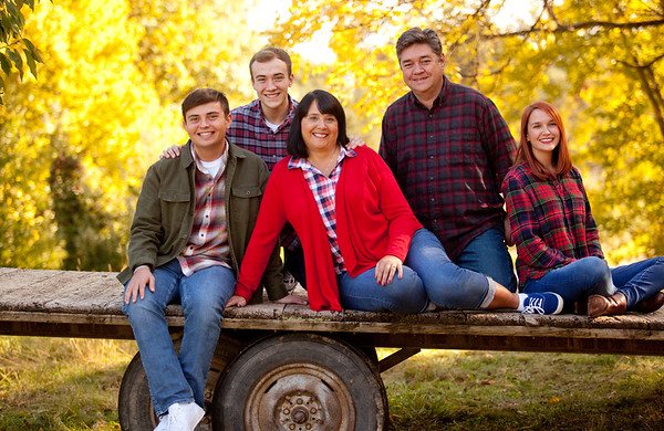 Duyck Family Fall 2019