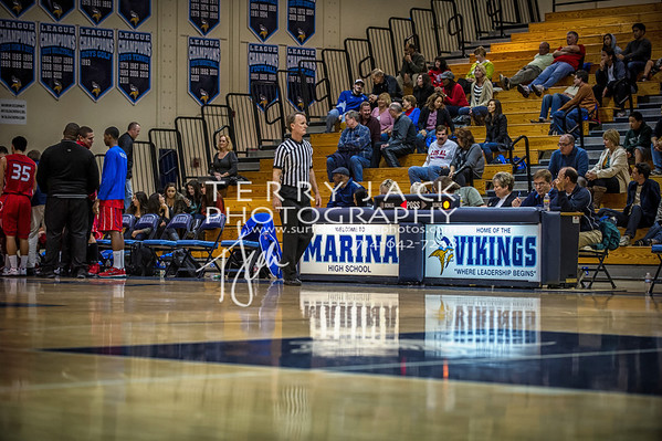 Marina vs. Los Al Varsity Basketball