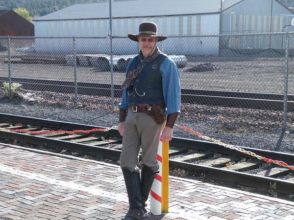 GRAND CANYON RAILROAD 11 2 08