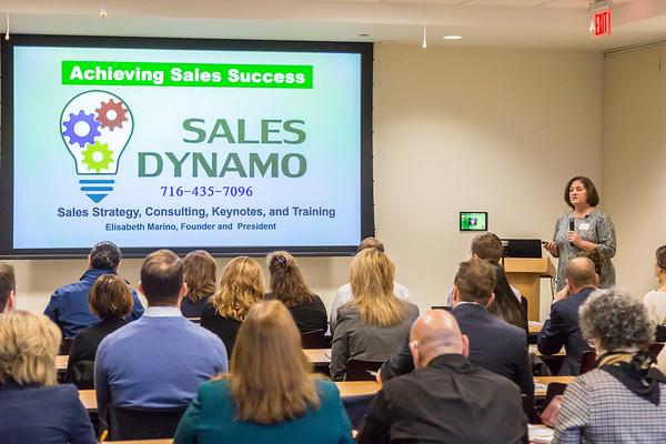 Sales Dynamo Consulting at Buffalo Niagara Partnership