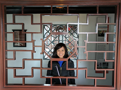 2016 NZ19 Dunedin Chinese Garden