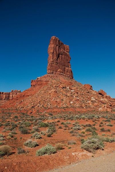 Valley of the Gods - Franklin Butte