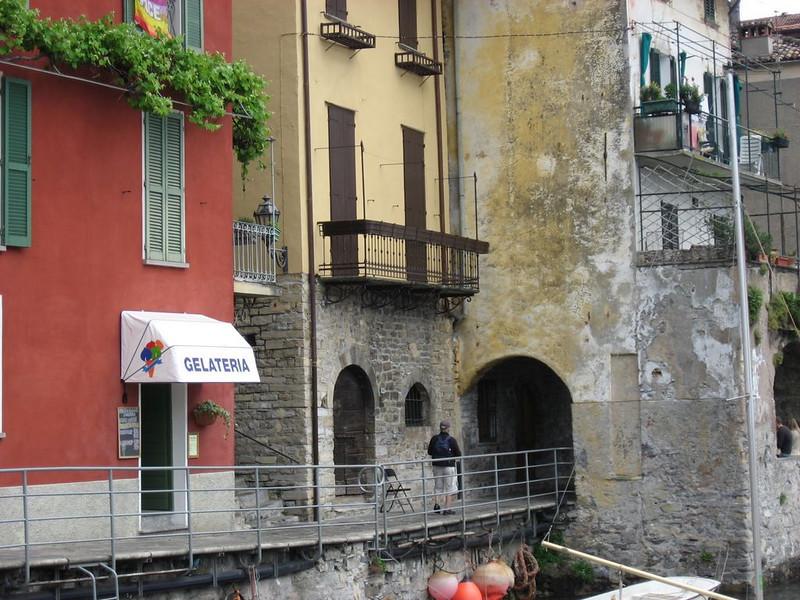 The local gelato place. Buono!