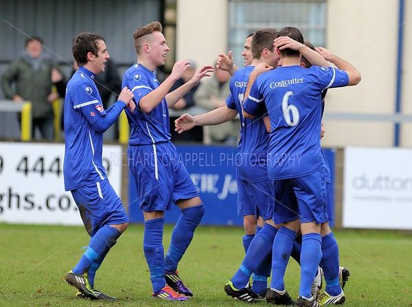 CHIPPENHAM TOWN V ST.NEOTS MATCH PICTURES