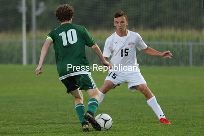 Boys Soccer – Chazy vs. Plattsburgh High