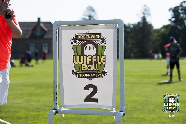 Greenwich Wiffle Ball Tournament 2016