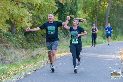 1/2 Marathon - Mile 3
