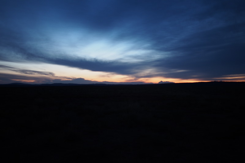 2012_09_SW_trip0436_Sunrise over continental divide.JPG