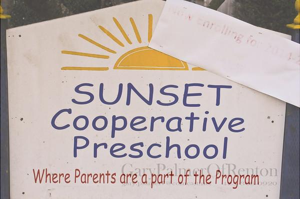SUNSET Cooperative Preschool