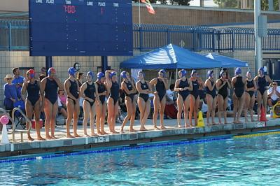 United States Club Championships 2009 - 18U Girls Gold Medal Game - Santa Barbara Water Polo Club vs Saddleback El Toro 7/12/09. Final score 12 to 11 (6-6 regulation, 6-5 shoot out). USCC - SBWPC vs SET. Photos by Ron Robertson.
