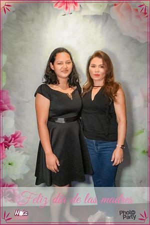 Photo Party- Canal 12 Día de las madres