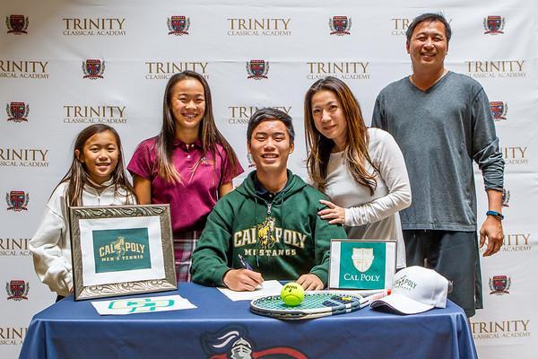 20171114 - Dustin Kua Signing