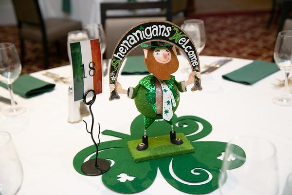 2020.03.06 The Olympic Club Irish Family Buffet Lakeside
