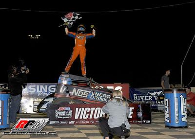 USAC - Port Royal Speedway - 6/15/19 - Lee Greenawalt