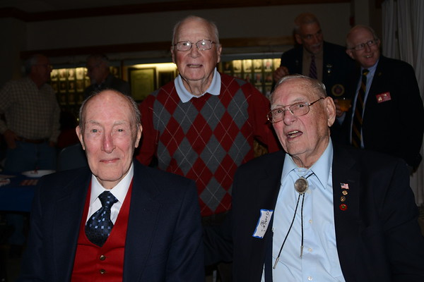 Veterans Day Dinner - 2015