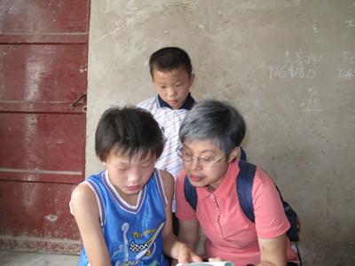 2009年7月河南探訪