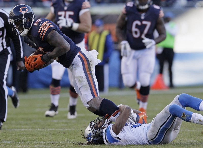 . <p><b> Lions at Steelers (+2):</b> Chicago�s Brandon Marshall mocked the city of Detroit�s �financial problems� after the Lions beat the Bears on Sunday. It was some of the most stinging criticism of the Motor City ever leveled by a crackpot. Pick: <b>Lions by 4</b> <p> <p>    (AP Photo/Nam Y. Huh)