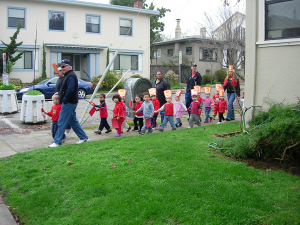 Claremont Kids parade 2006