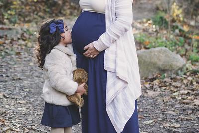 McCafferty Maternity Shoot