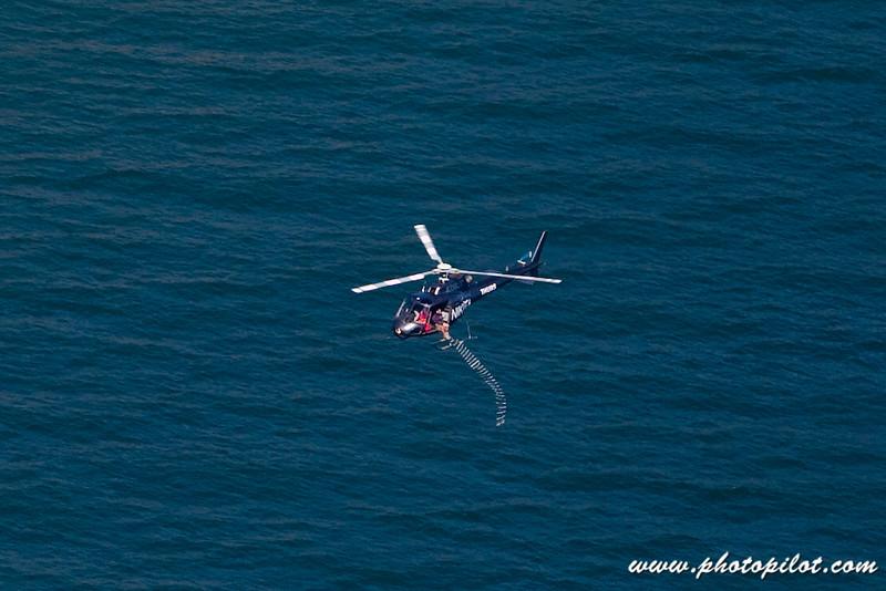 Nikita Helicopter Ride