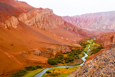 Xinjiang Landscapes