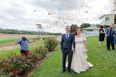 Amy and Chris - Wedding