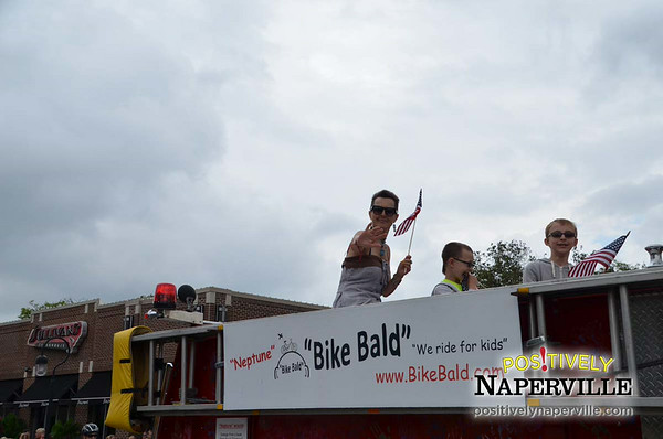 Naperville Labor Day Parade 2014