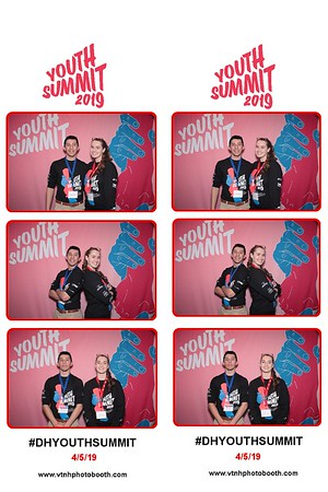 Photo Strips - 4/5/19 - Youth Summit Concord NH