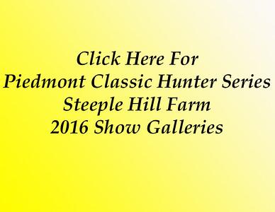 Piedmont Classic Hunter Series
