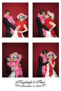 Kayleigh & Thai's Wedding