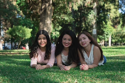 Myriam, Ana & Nadia - Sus Fotos