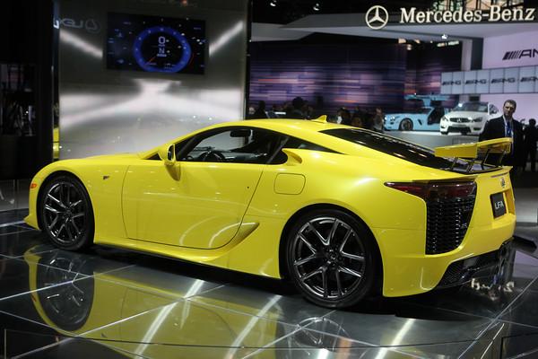 Lexus - 2011 NYIAS