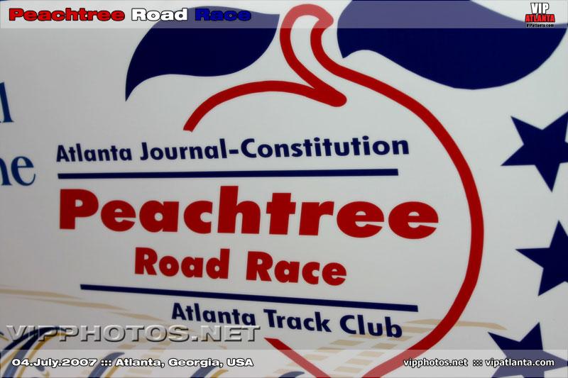 Peachtree Road Race ::: ATL, GA [Jul.04.2007]