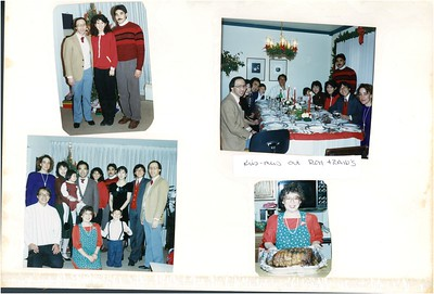 12-25-1989 Christmas @ Ikejiri's