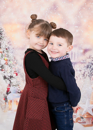 Isabella & Noah