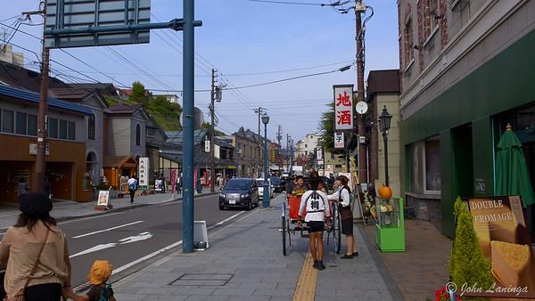 Japan ports