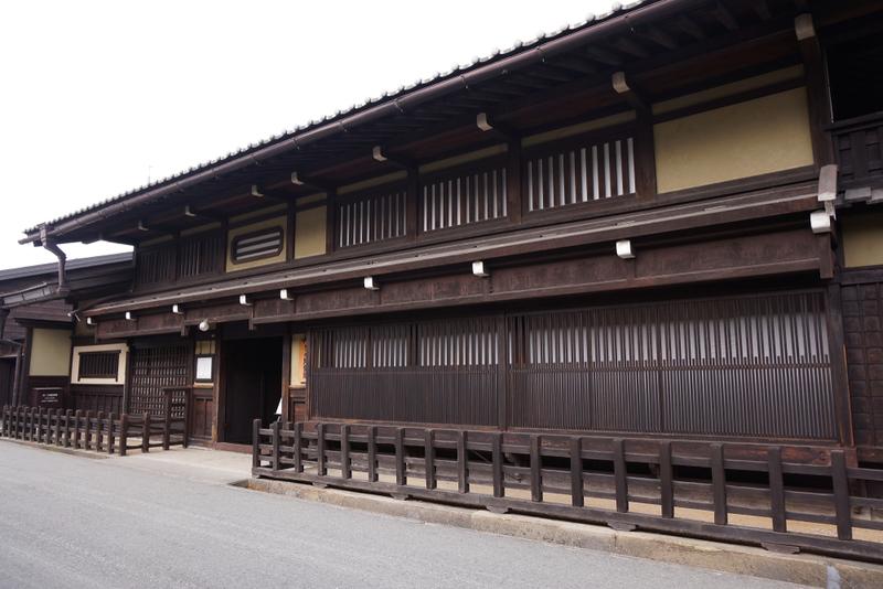 Kusakabe Folk Museum at Takayama. Editorial credit: mpeacely / Shutterstock.com