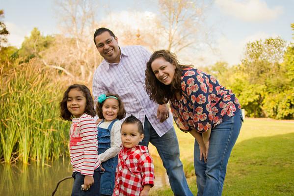 Castaneda Family 2012