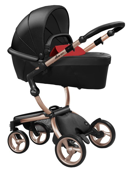 Mima_Xari_Product_Shot_Black_Flair_Rose_Gold_Chassis_Ruby_Red_Carrycot.jpg