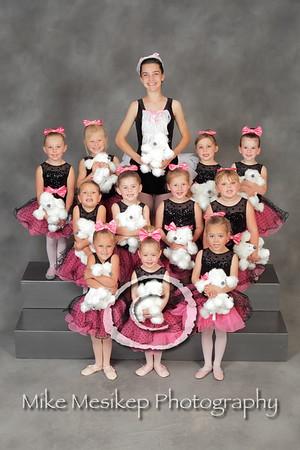 3:45 - Pre-Ballet 1A