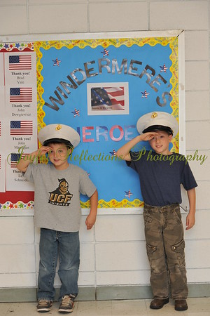 Veterans Day at Windermere School