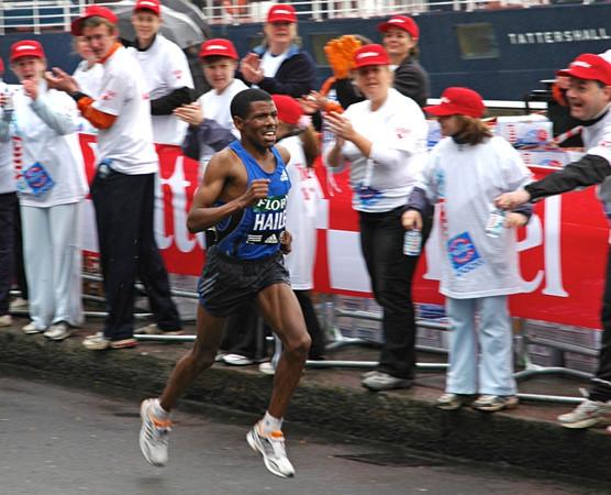 London Marathon - 2006