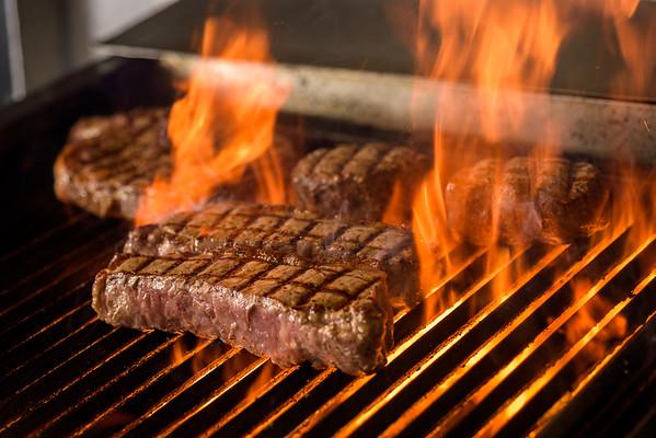 Sundance the Steakhouse - Kitchen Action