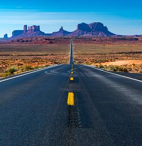 Arizona ~ Monument Valley