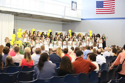 Grade 8 Moving Up Ceremony 2019