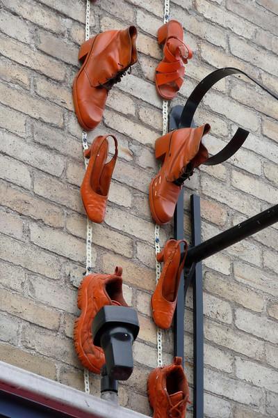 Shoes. Quebec City