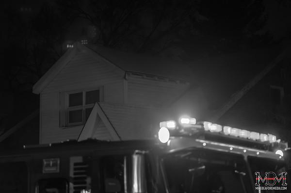 Detroit MI, House Fire 2-14-2020
