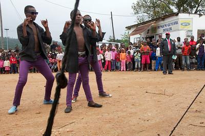 World AIDS Day Swaziland 2013