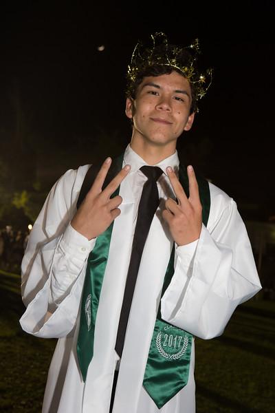 Luke Graduation